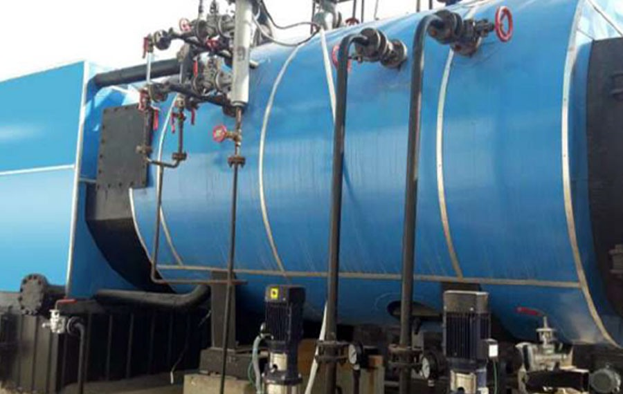 oil fired boiler chennai